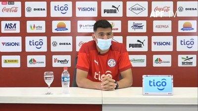 Balbuena: 'Estamos a tiempo, tenemos muchos partidos por delante'