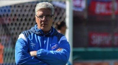 El uruguayo que Olimpia quiere como nuevo entrenador
