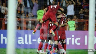 Armenia no puede con Liechtenstein en las eliminatorias