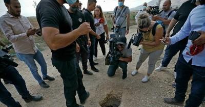 La Nación / Israel busca a seis palestinos tras huida de prisión de película