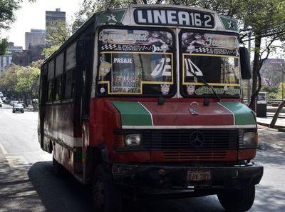 Ola de asaltos: Policía subirá a colectivos para pedir identificación a pasajeros
