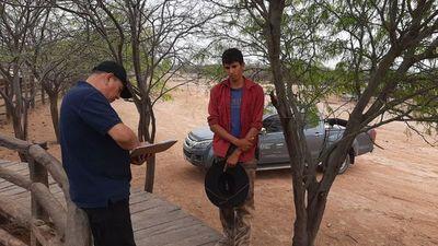 Anuncian controles en estancias del Chaco tras conocerse duras condiciones laborales