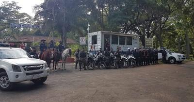 La Nación / Comandante de la Policía promete tres comisarías móviles para Concepción