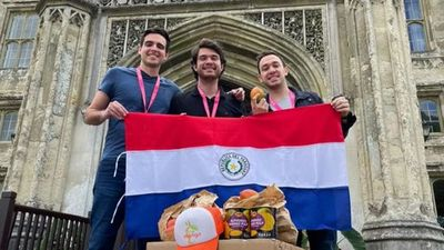 Paraguay llega por primera vez a la final de Hult Prize