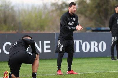 """Messi: """"Ni antes éramos los peores, ni ahora somos los mejores"""""""