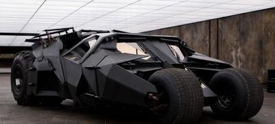 ¡Abandonado en Dubái! Triste final para el carro de Batman