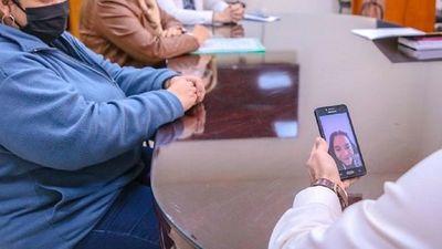 Autoridades de Salud se reunirán con la madre de la niña Bianca