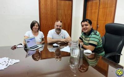 Luque, primer Municipio en contar con aplicación Google Maps 360 •