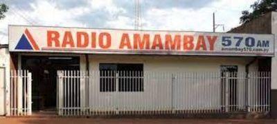 """Radio Amambay 570 Am no organiza ni organizará """"bingos radiales"""""""
