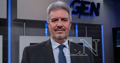 La Nación / Titular del UIP cuestiona la politización de la economía y aboga por la paz