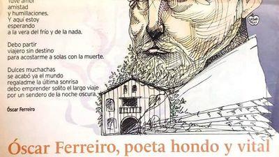 Concurso homenaje a poetas destacados