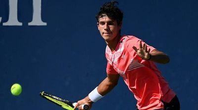 Vallejo cae en 3ª ronda del US Open Junior