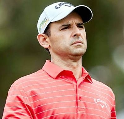 Fabrizio Zanotti en la exclusiva Serie Rolex de golf
