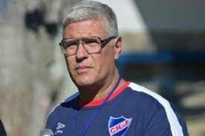 El charrúa Gutiérrez,  el técnico franjeado