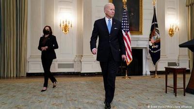 Joe Biden planea convocar una cumbre global para contener la pandemia