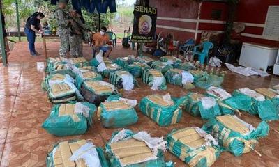 Incautan más de 1000 kilos de marihuana enterrados en fosas – Prensa 5