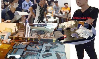 Capo mafioso chino con orden de detención se burla de la Justicia, mediante respaldo de empresario y político – Diario TNPRESS