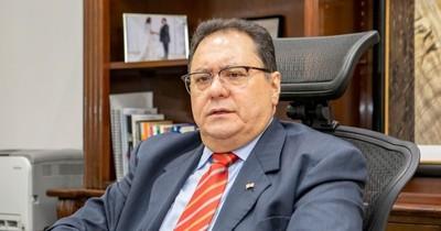 La Nación / Mario Abdo decidió no involucrarse en el proselitismo para las municipales, dice Alderete
