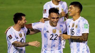 Argentina recibe a Bolivia con ausencias y dudas