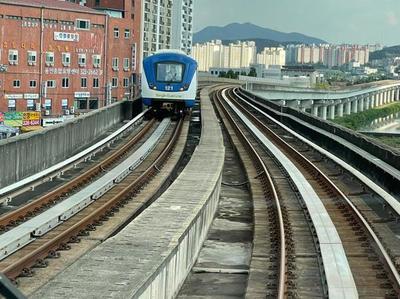 Tren de cercanías: solicitan apoyo técnico coreano y acuerdan relacionamiento más fluido