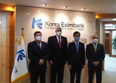 Prosiguen reuniones de comitiva paraguaya en Corea buscando apoyo para el Tren de Cercanías
