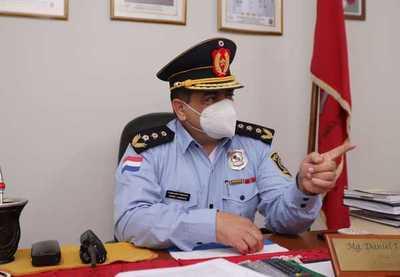 Presencia policial activa está dando resultados óptimos en Asunción, afirman