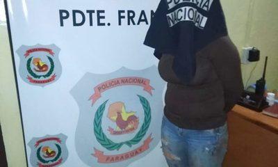 ESCAPARON DE POLICÍAS Y LUEGO SUFRIERON ACCIDENTE