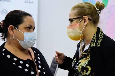 Salud se compromete en ayudar a niña de 13 años con fibrosis quística – Prensa 5