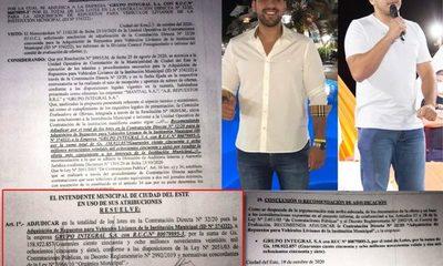 Prieto se confabuló con hijo de Elio Cabral para feroz negociado en compra de repuestos para vehículos