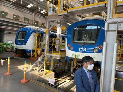 Corea del Sur y Paraguay firman memorando para impulsar el tren de cercanías
