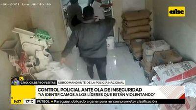 """Policía prepara mapa de """"movimiento delictivo urbano"""""""