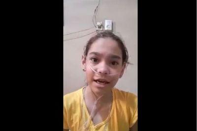 Salud se compromete a agotar instancias para obtener el medicamento para niña con fibrosis quística