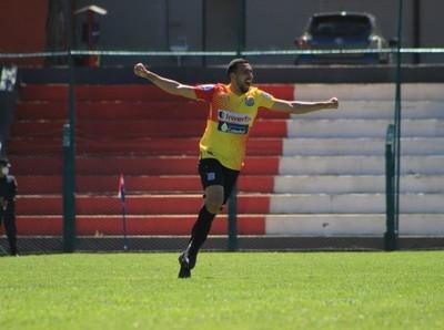 Deportivo Santaní se llevó los tres puntos de Itá
