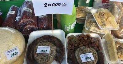 """La Nación / Encarnación celebra la feria """"Consuma lo que Itapúa produce"""""""