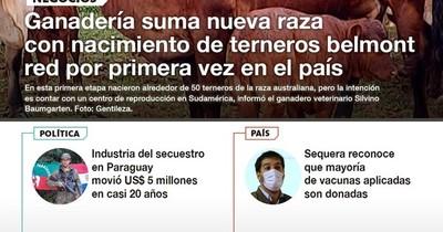 La Nación / LN PM: Las noticias más relevantes de la siesta del 9 de setiembre