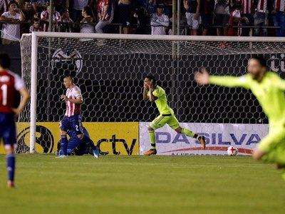 Las últimas dos victorias de visitante de Venezuela fueron ante Paraguay