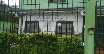 La Nación / Guarambaré: mientras religiosas fueron a misa, ladrones ingresaron y hurtaron escuela