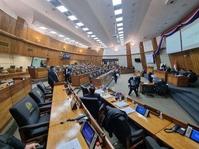 Senado posterga análisis de mayor pena por invasión de tierras