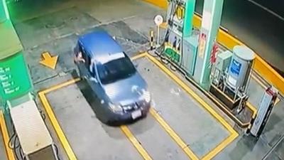 Concepción: ¿Intento de secuestro o robo?