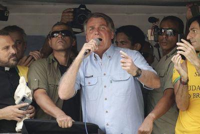 """Un Bolsonaro en tono conciliador,  niega intención de """"agredir"""" a la democracia"""
