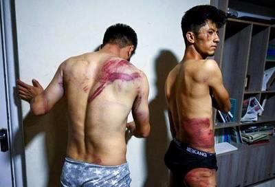 Brutal agresión de talibanes a dos periodistas afganos