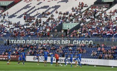 Paraguay tiene equipo definido
