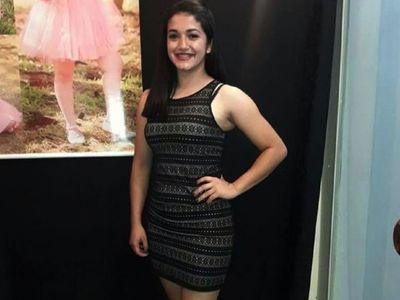 Familiares de Leidy Luna recibieron aportes de la Comunidad Paraguaya en Miami