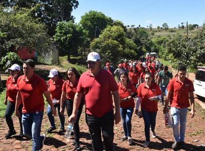 La Juventud será protagonista del cambio que habrá en Presidente Franco
