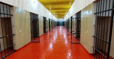 La Nación / Penitenciaría de Concepción habilitó mejoras en pabellón con capacidad para 130 reclusos
