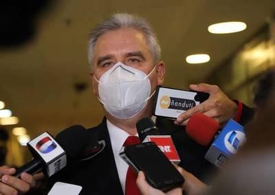"""Senador Bacchetta: """"Las invasiones no son el camino para Paraguay"""""""