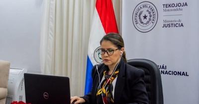 La Nación / Cecilia Pérez descarta ir al Ministerio del Interior