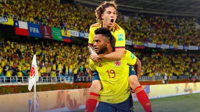 Colombia vence y asegura la quinta posición
