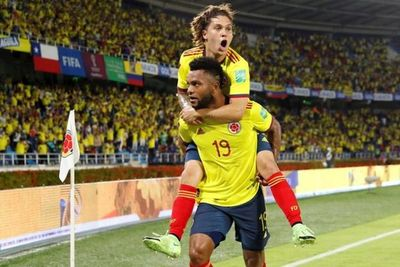 Colombia logra un triunfazo y hunde a Chile