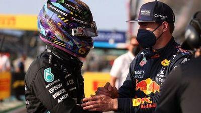 Verstappen y Hamilton llevan su guerra de velocidad a Monza